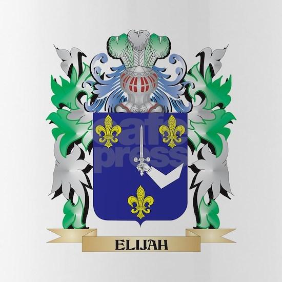 Elijah Coat of Arms (Family Crest)