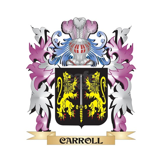 Carroll Coat of Arms (Family Crest)