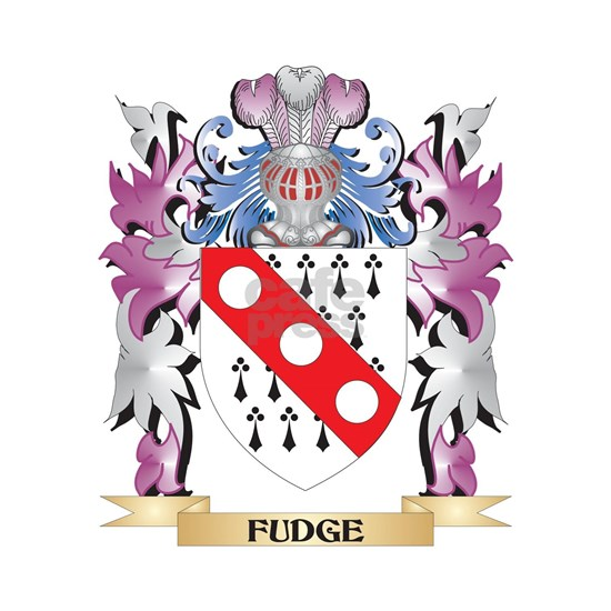 Fudge Coat of Arms (Family Crest)