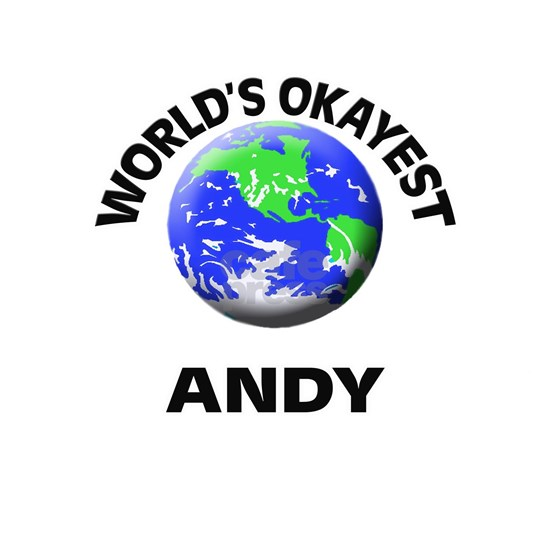 World's Okayest Andy