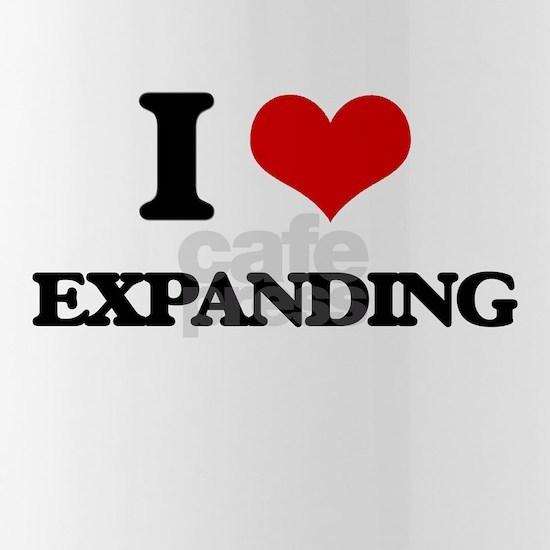 I love Expanding