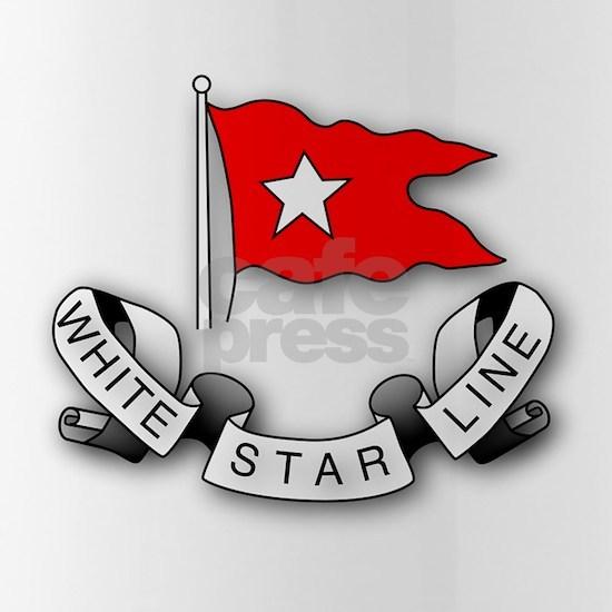 White Star Vlogger Logo