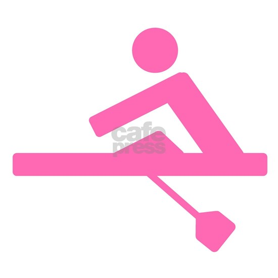 Pink Rower