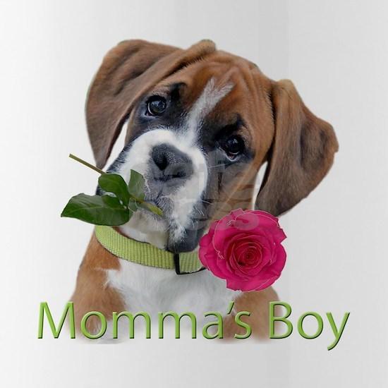 Boxer Momma's Boy