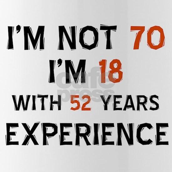 70 years birthday