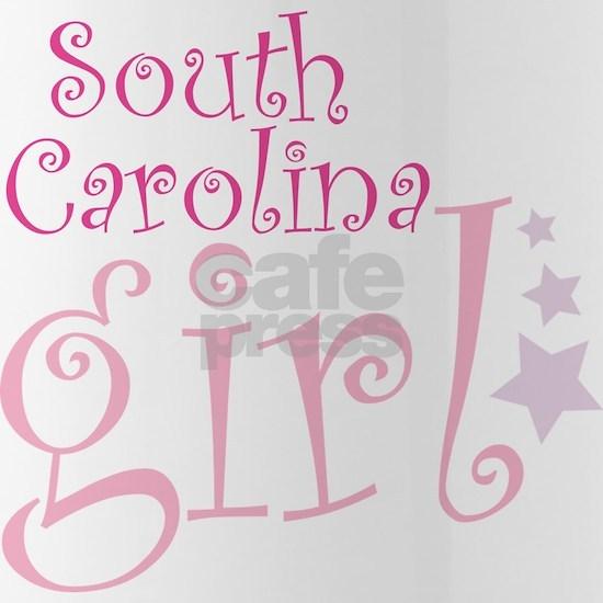 South Carolina Girl - curly