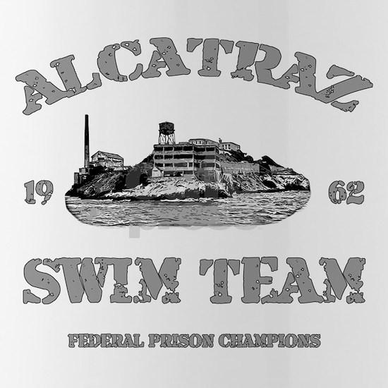 ALCATRAZ SWIM TEAM-1962