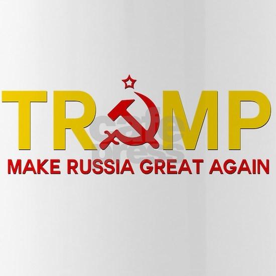 Trump Parody Make Russia Great Again
