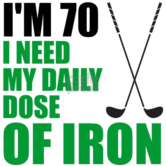 70 Daily Dose Of Iron