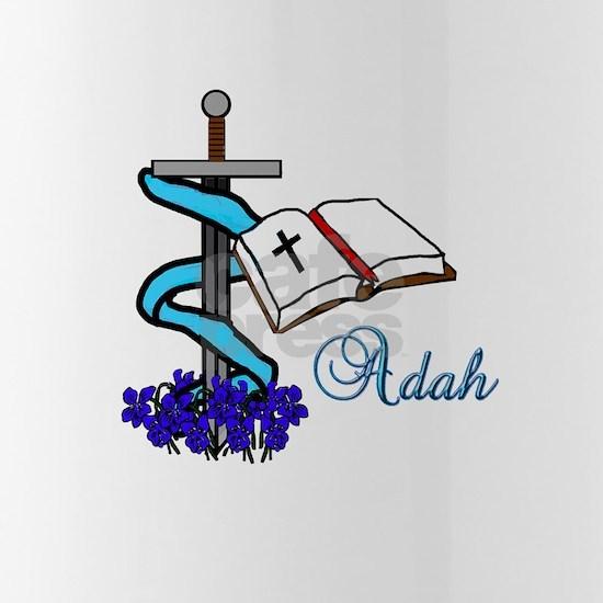 Adah Sword Veil Violet Bible