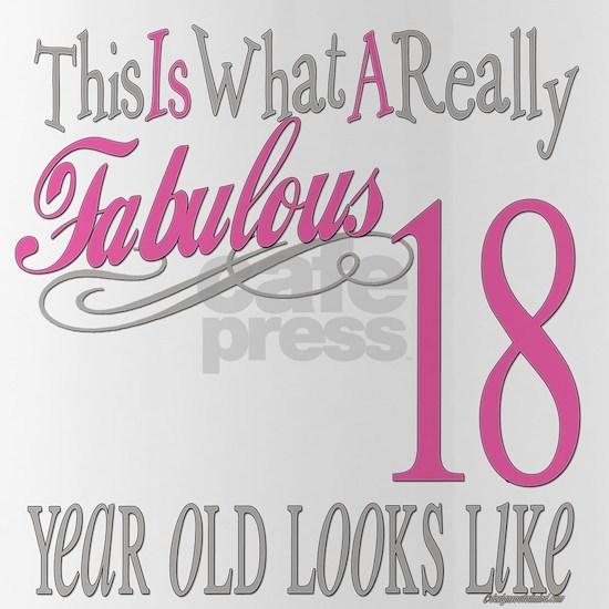 Fabulous 18yearold