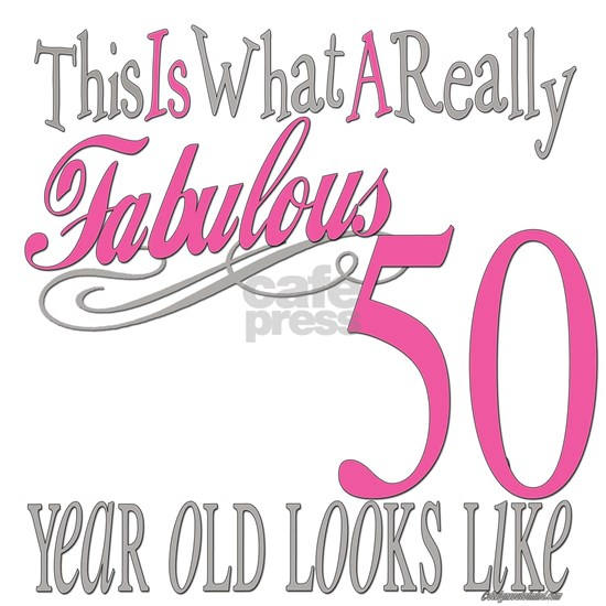 Fabulous 50th Birthday Gifts