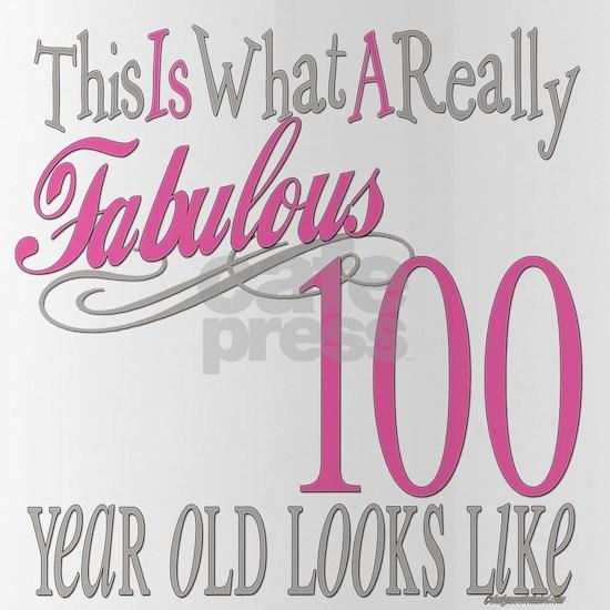Fabulous 100yearold