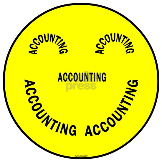 Accounting Smiling Face