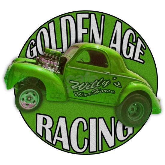 golden age willys green