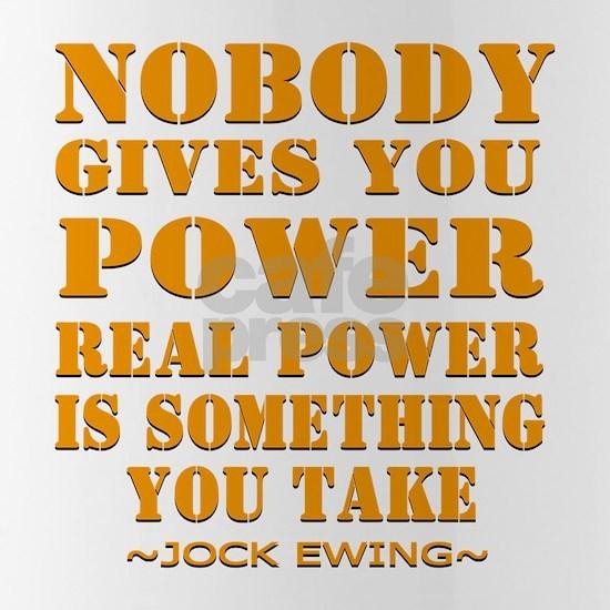 Power Quote - Jock Ewing