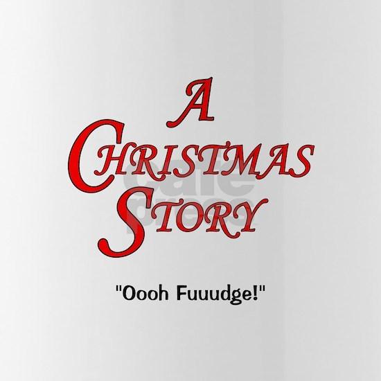 A Christmas Story Fudge