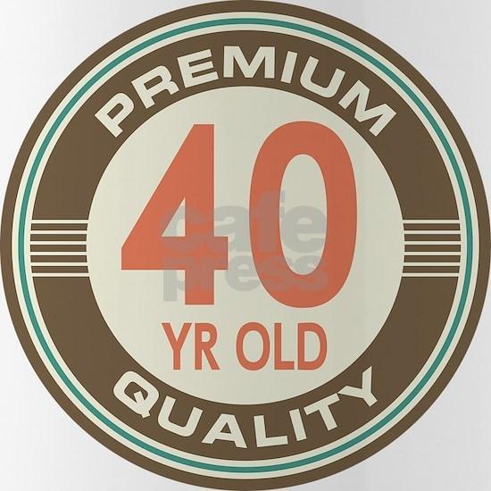40th Birthday Vintage