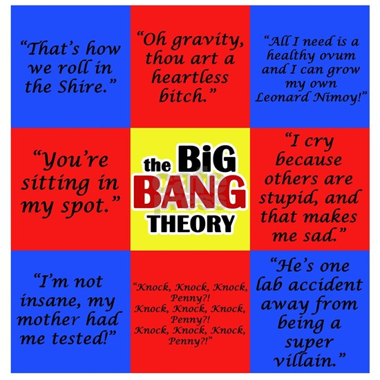 Big Bang Quotes Color