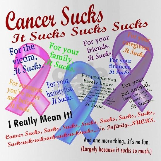 Cancer Suck Suck Sucks Multi