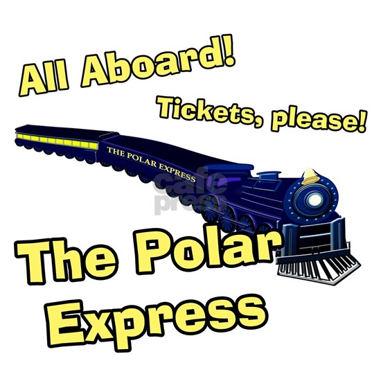 All Aboard The Polar Express