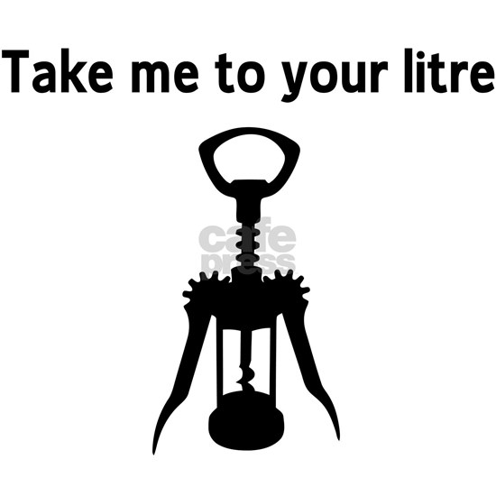 Take me to your litre