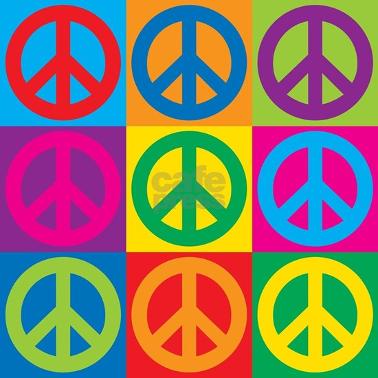 Pop Art Peace