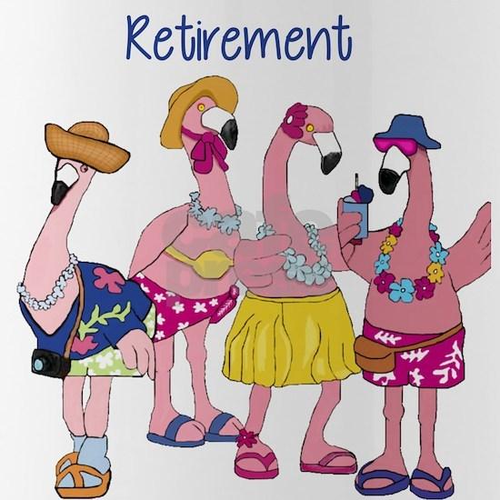 Retired Flamingos