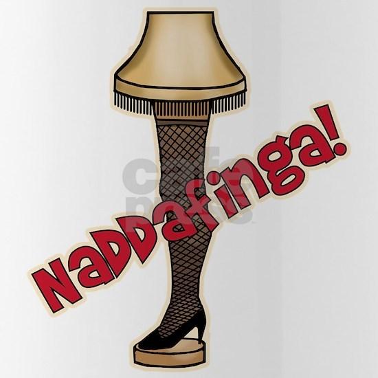 Naddafinga! Leg Lamp