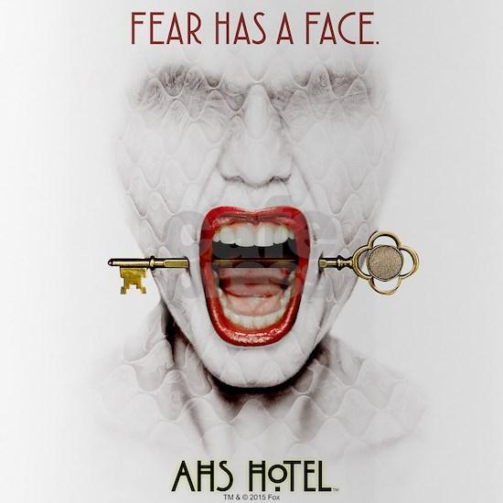 AHS Hotel Fear Has a Face