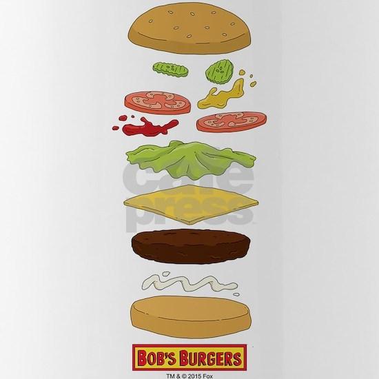 Bob's Burgers Stacked Burger Light