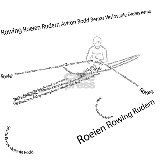 Rowing text_for white