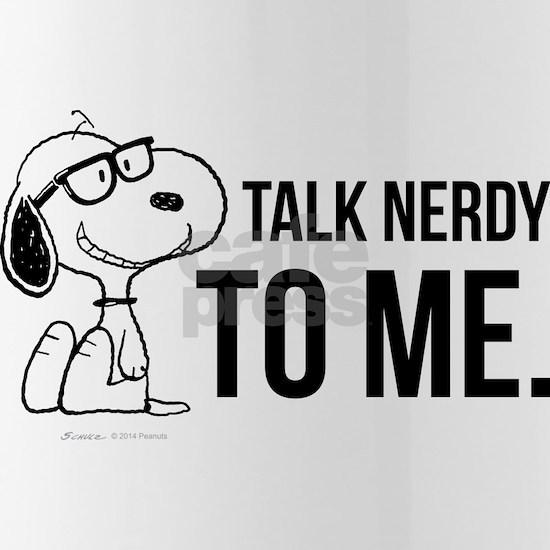 Snoopy - Talk Nerdy To Me