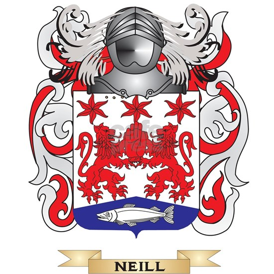 Neill Coat of Arms (Family Crest)