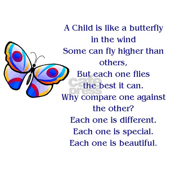 A Child Is Like a Butterfly....Beautiful