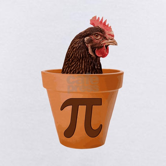 Chicken Pot Pi (and I don't care)