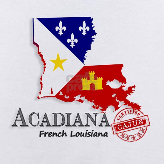 Acadiana French Louisiana Cajun