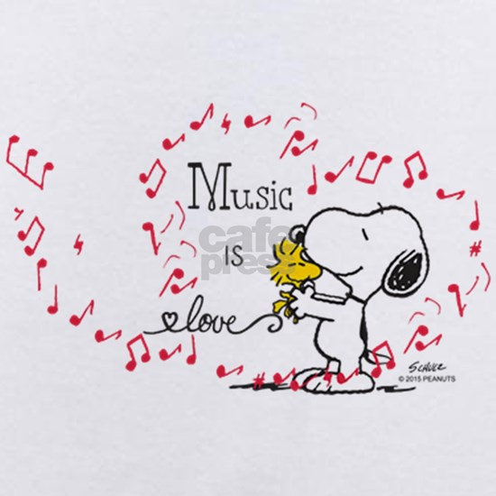 Snoopy - Music is Love