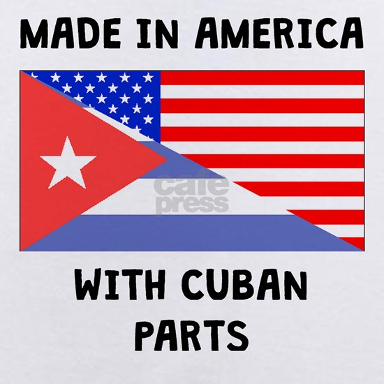 Made In American With Cuban Parts