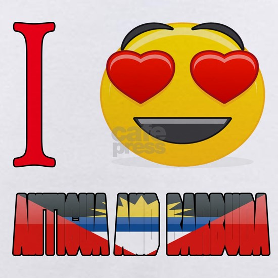 I love Antigua and Barbuda