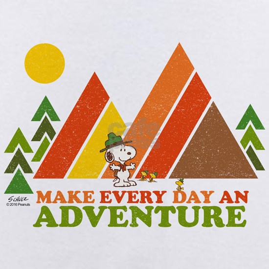 Snoopy-Make Every Day An Adventure