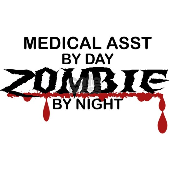 Medical Assistant Zombie