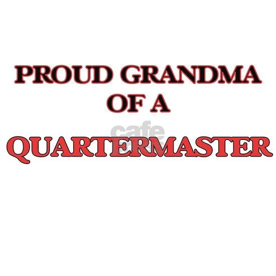 Proud Grandma of a Quartermaster