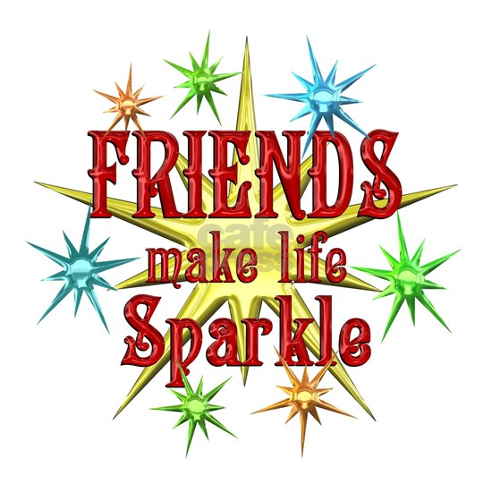 Friends Sparkle