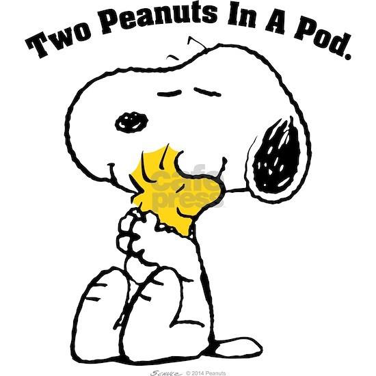 Two Peanuts In A Pod