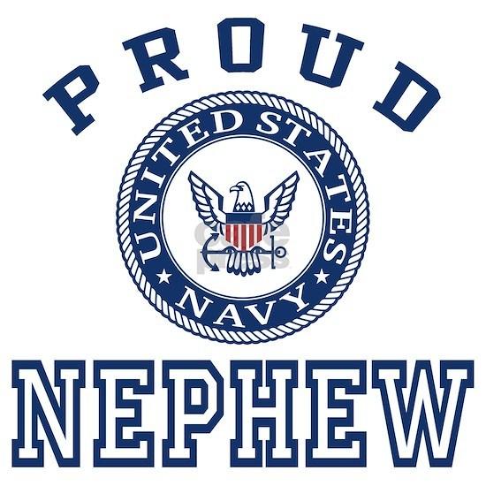 Proud US Navy Nephew