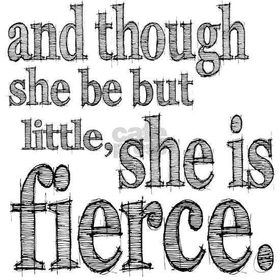 she be little