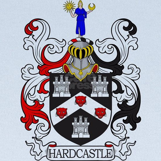 Hardcastle Coat of Arms I