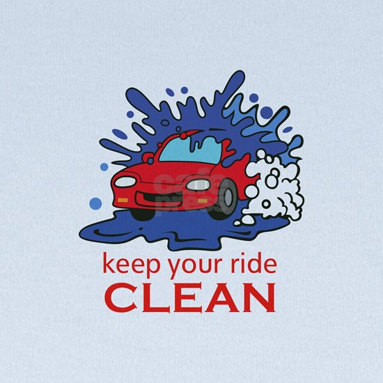 KEEP YOUR RIDE CLEAN