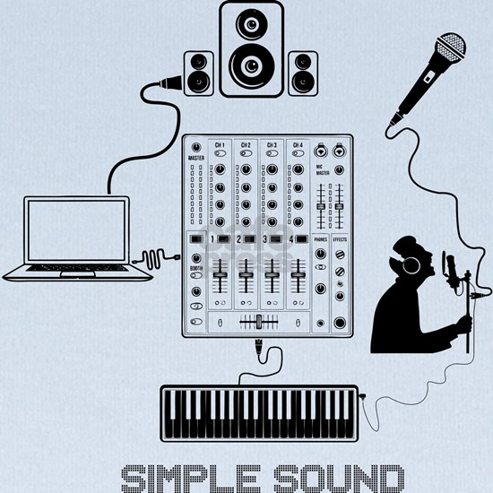 SimpleSound Studio Black